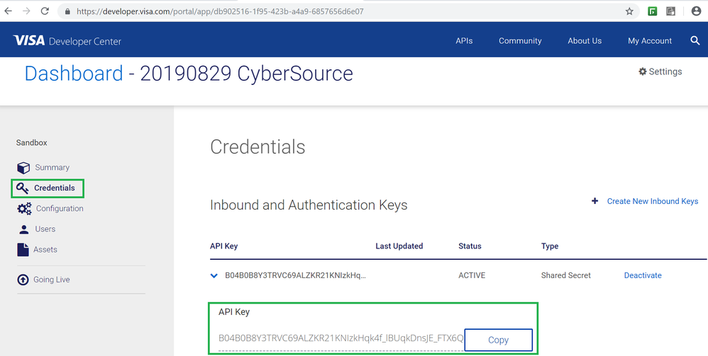 20190915 CyberSource Credentials ApiKey example.png