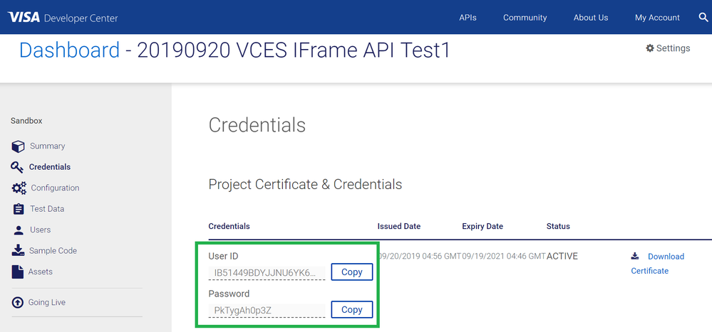 20190920 VCES Credentials UserID PW.png