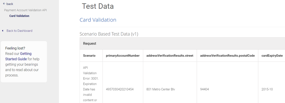 Test Data Payment Account Validation.png