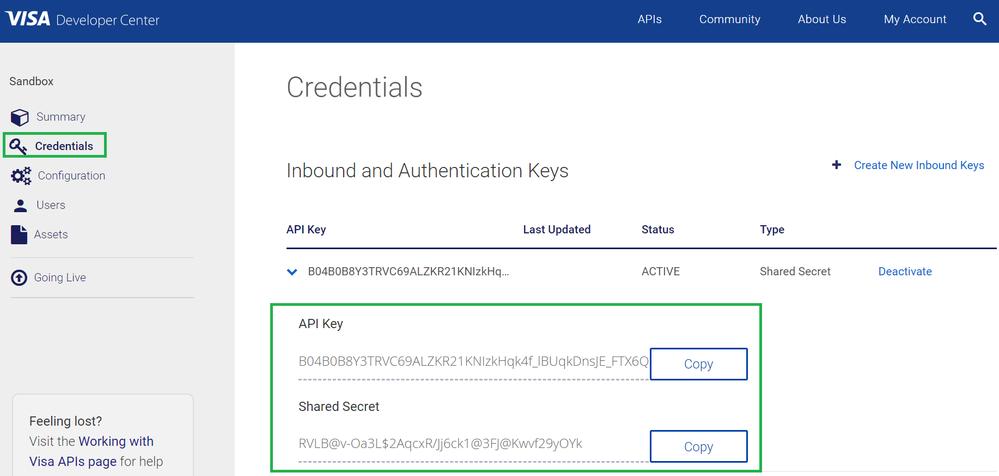 20190916 Credentials API Key Shared Secret.png