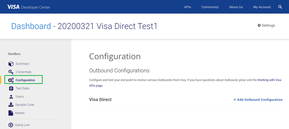 20200728 Visa Direct Outbound Configuration.png