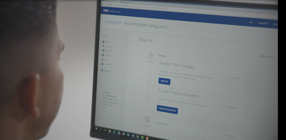 Developer Tools - Visa Developer Community